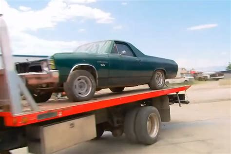 diesel brothers el camino video diesel brothers episode three recap