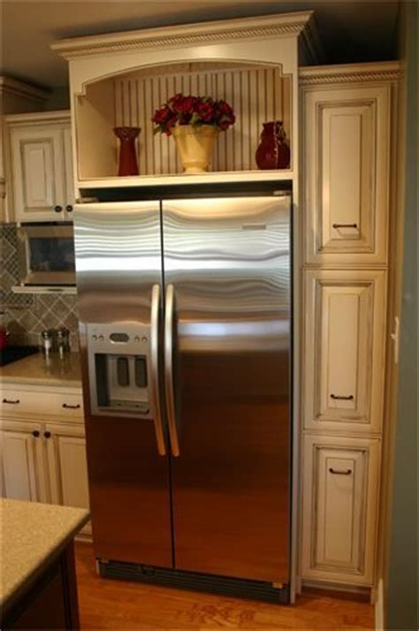 above cabinet ideas best 25 refrigerator cabinet ideas on pinterest