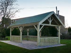Outside Gazebos Plans by Outdoor Shelters Used For Gazebo Made With Logs Tudor