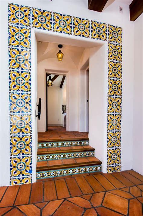 ideas  decorate  spanish tiles