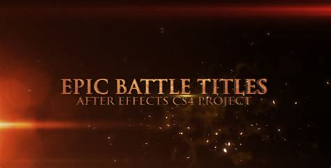 epic film titles epic battle titles by bboykoma videohive
