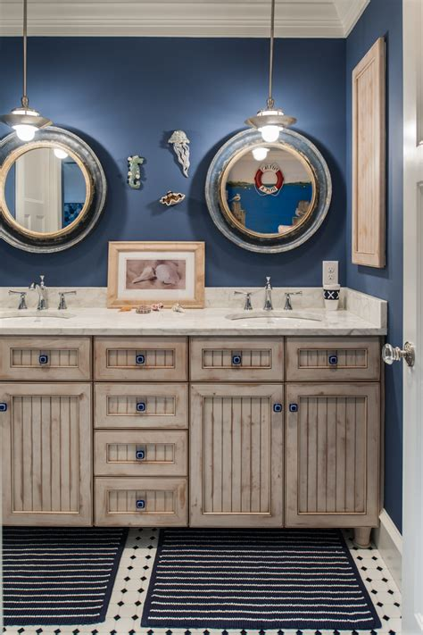 nautical themed bathroom decor cool nautical bathroom accessories decorating ideas images
