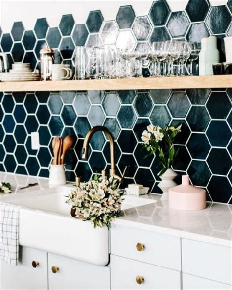 best 25 blue kitchen tiles ideas on blue