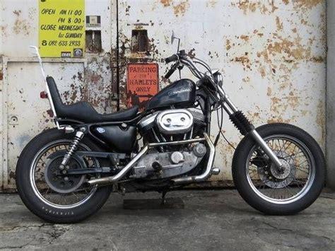 gee motors harley davidson xlh1200 gee motor cycles ジーモーターサイクルズ