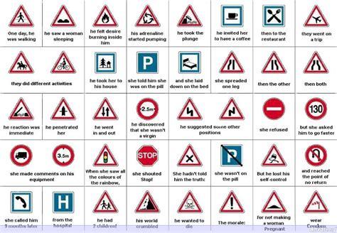 printable road sign flash cards uk transportation unit printable traffic signs trials ireland