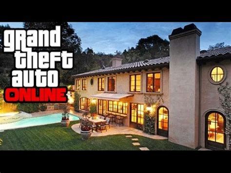 gta online buying houses how to buy a house on gta 5 online ps3 howsto co