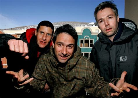 beastie boys beastie boys adam yauch and mike d keeping busy with side