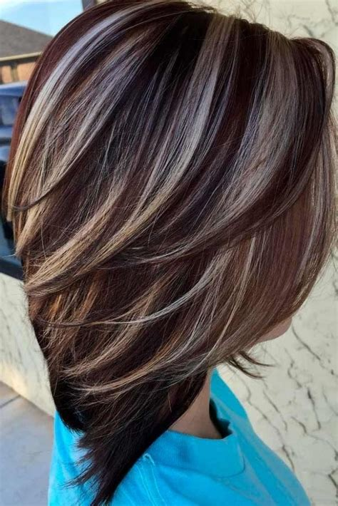 hair color highlights for 50 with pictures 30 hairstyles elegant in addition to beautiful hair color ideas with