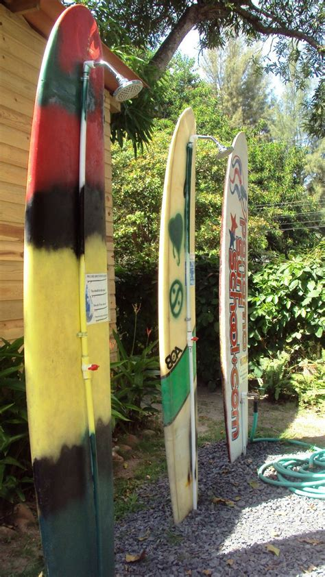 surfboard outdoor shower 7 best images about santa barbara home ideas on