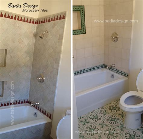 moroccan bathroom tile moroccan tiles moroccan tiles los angeles