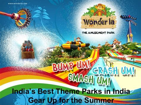 theme park list in india india s best theme parks in india gear up for the summer