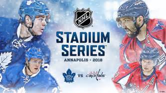 coors light outdoor series capitals to host maple leafs in 2018 coors light nhl