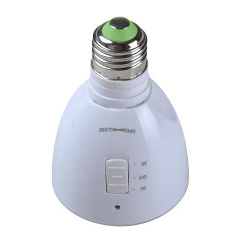 Rechargeable Led Emergency Bulb Led Torch Light Switch Switch Lighting Led Bulb