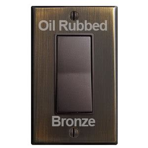 oil rubbed bronze light switch covers bronze electrical outlets light switches kyle switch