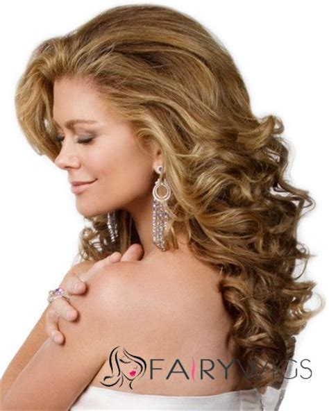 front hair smoothing back wavy super smooth best lace front long wavy blonde real human