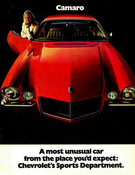 chevrolet camaro  classic garage
