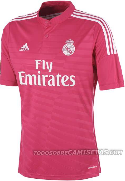 Baju Real Madrid Warna Merah ini kostum terbaru real madrid untuk musim depan bola liputan6