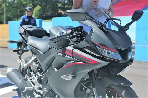 Yamaha All New R15 Matte Black yamaha r15 version 3 all you need to complete official specifications maxabout news