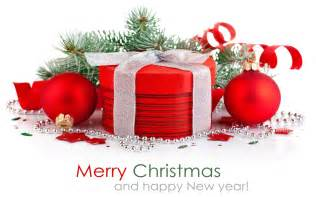 Merry christmas and happy new year widescreen wallpaper wide