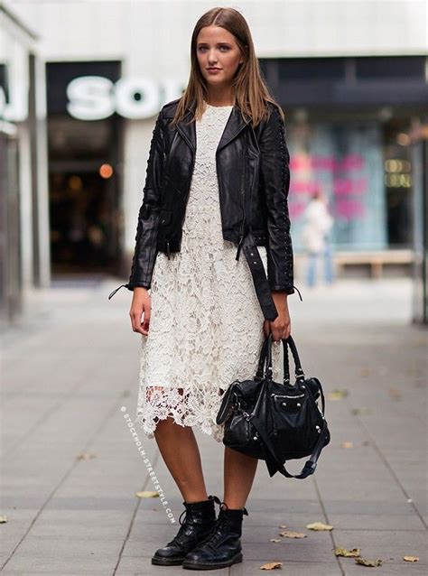 Leather Biker Jacket 52 52 ways to wear a leather jackets 2018 become chic