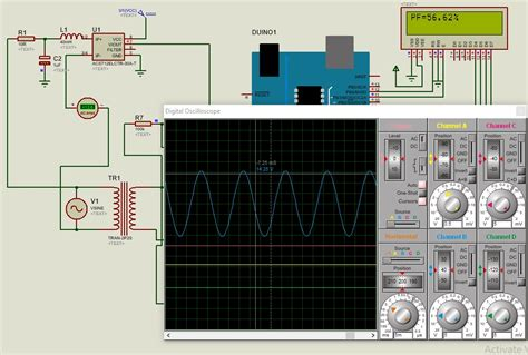 power factor correction with arduino power factor meter using arduino how to measure power factor