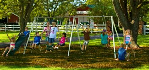 flexible flyer fun fantastic swing set flexible flyer fun fantastic ii swing set endurro the