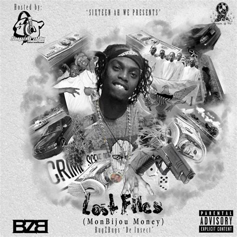 Buku The Lost Files bugzbugs quot de insect quot the lost files hosted by supatrakz intl mixtape