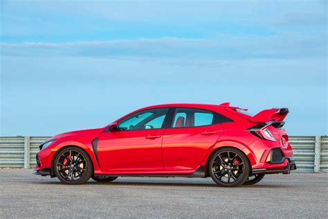 honda civic type r 2017 2017 honda civic type r test review s