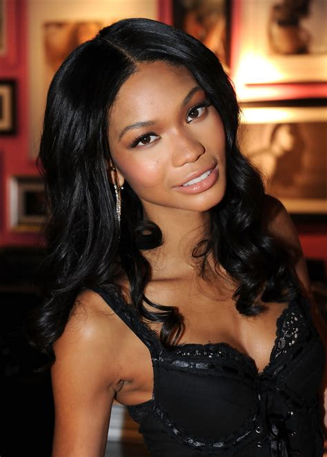 how does chanel from ridiculousness curly hairstyles chanel iman long curls chanel iman looks stylebistro