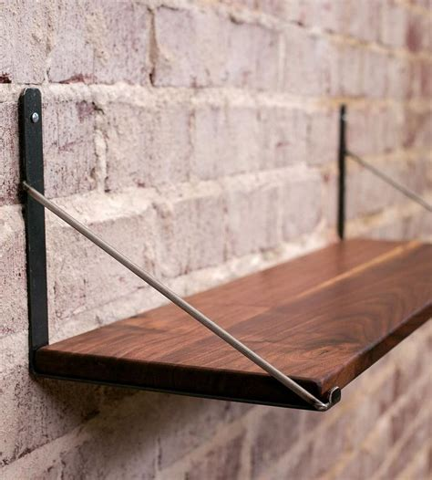 wall shelves design strong and sturdy wall shelves