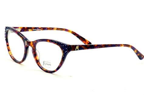 guess by marciano eyeglasses gm133 133 prdm purple optical