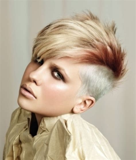 very short mohawk hairstyles for women 30 best short haircuts 2012 2013 short hairstyles 2017