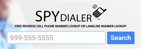 Phone Lookup Site The Dialer Phone Number Search