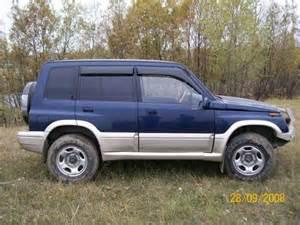 1995 Suzuki Escudo 1995 Suzuki Escudo Pictures