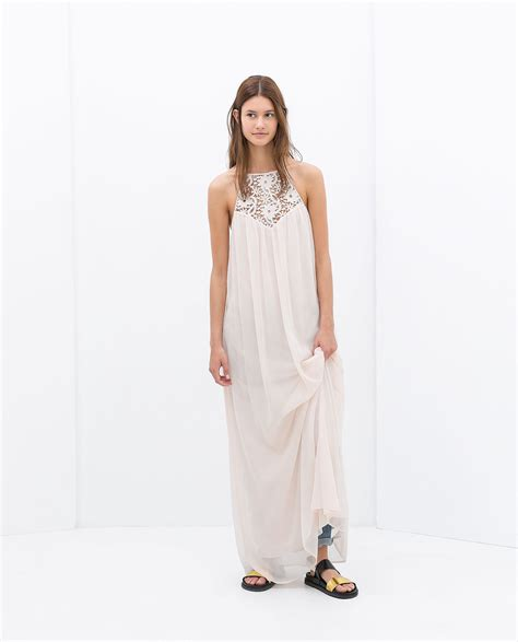 Zahra Maxy Dress zara embroidered maxi dress 11 awesome things we found