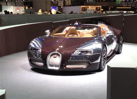 Schnellstes Auto Der Welt 0 200 by Bugatti Veyron Grand Sport Vitesse Autosalon Genf Hot