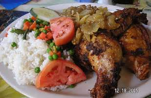 West Coast Awning La Marmite West African Restaurant Harlem Plate Of The Day