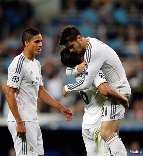 imagenes real madrid schalke 04 galer 237 a real madrid schalke 04 fotos real madrid cf