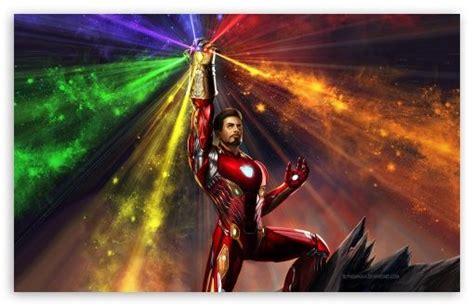 iron man infinity gauntlet hd fondos de pantalla