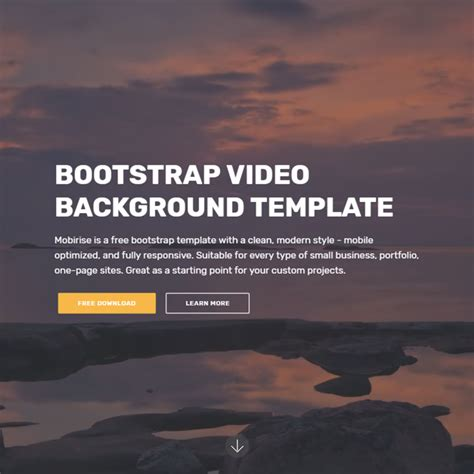 bootstrap themes background free bootstrap template 2018
