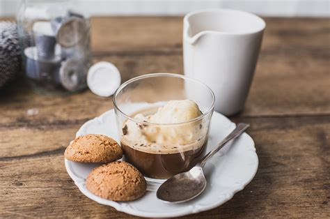 affogato the ultimate simple dessert jamie oliver features