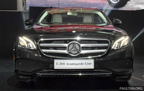 E Pins 200 K w213 mercedes e class introduced in malaysia e200 e250 e300 four variants priced from