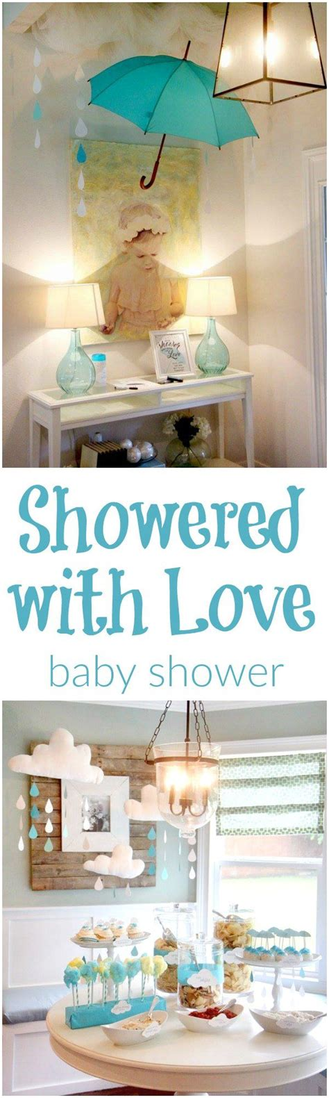 Showered With Baby Shower Theme 25 best ideas about umbrella baby shower on