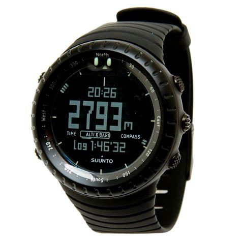 Suunto All Black Original suunto altimeter backcountry