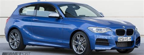 Bmw 1er F20 Vs F21 by How The F20 1 Series Would Look With 2 Series Styling