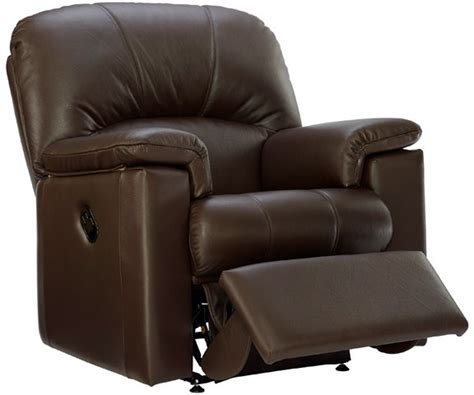 Small Power Recliner Chair by G Plan Small Power Recliner Chair Leather