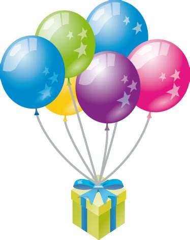 imagenes de cumpleaños con globos gifs y fondos pazenlatormenta im 193 genes de globos de