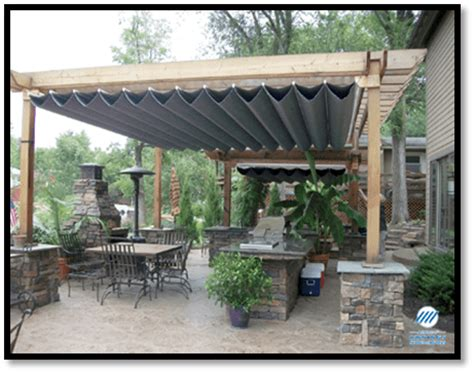 transparent awnings for home pergolas canopies greenville
