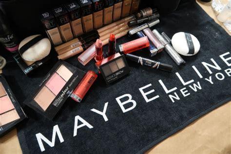 Maybelline Kosmetik 3 kosmetik maybelline favorit bazaar harpersbazaar co id