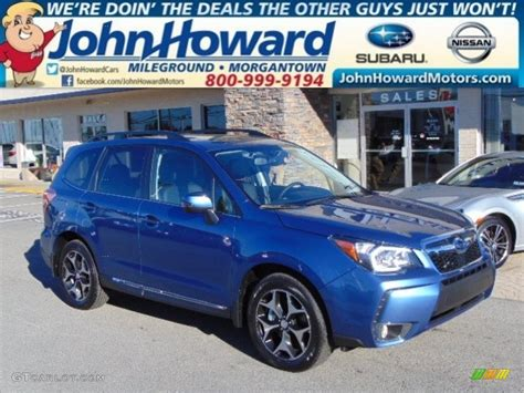 subaru forester 2017 blue 2015 forester limited or touring autos post